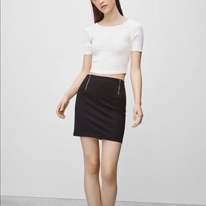 ❤️ Sunday Best (Aritzia) 'Mitford' Mini Skirt